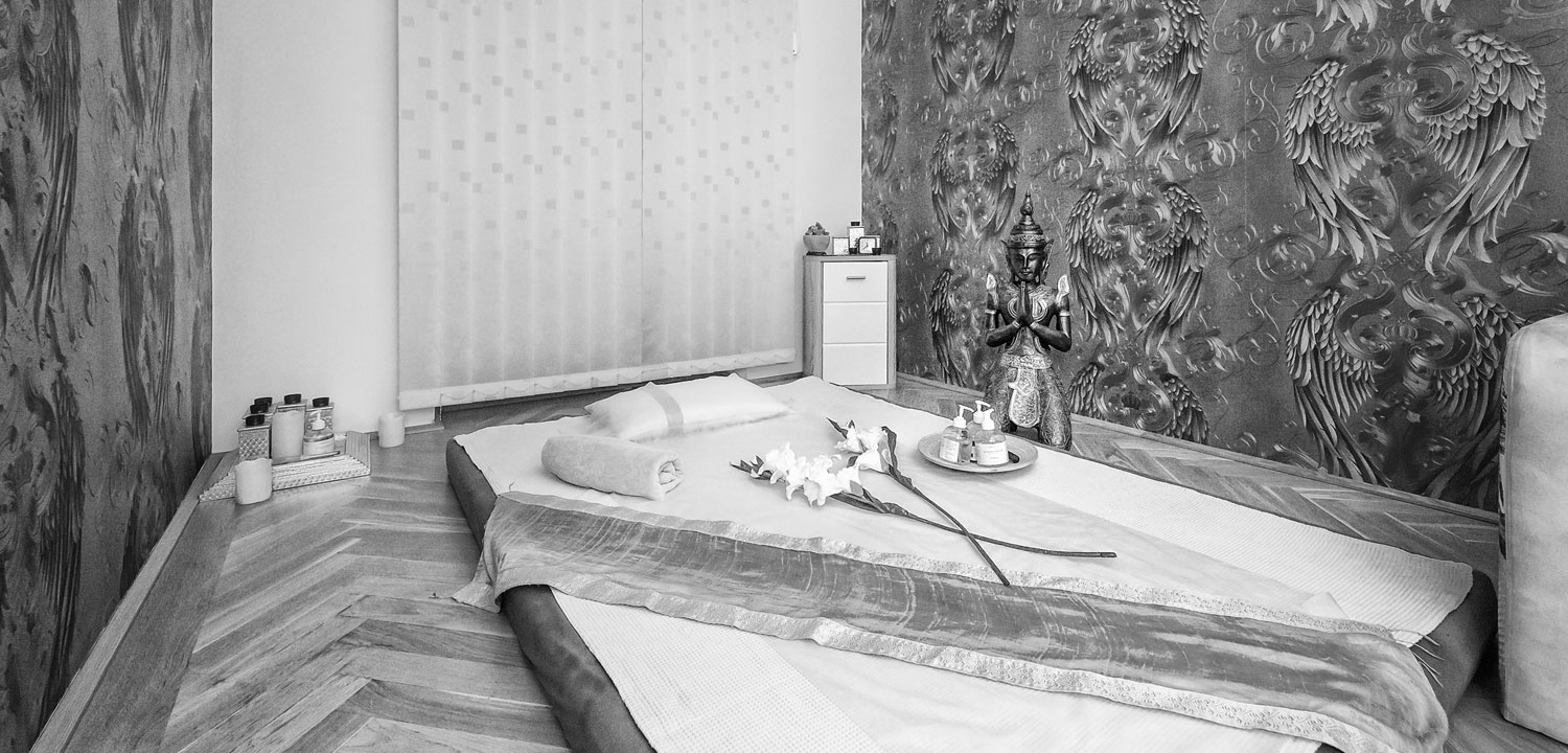 Massage Room for tantric / erotic massage in Vienna